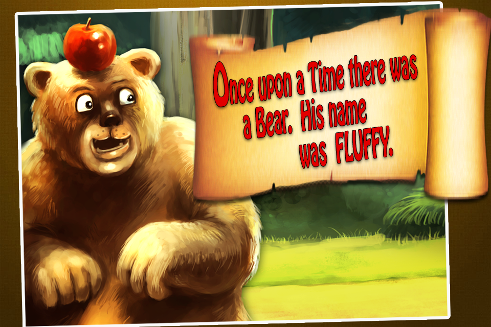 Screenshot Free Shot Bow and Arrow Archery Game –  With Fluffy the Fun Bear